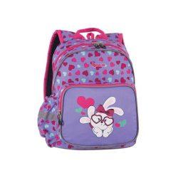 """Hátizsák, PULSE """"Junior Bunny"""", lila-rózsaszín (PLS121115)"""
