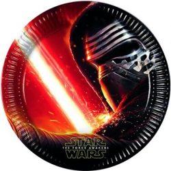"""Tányér, papír, 23 cm, """"Star Wars"""""""