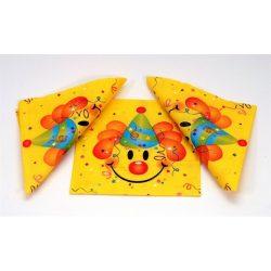 """Szalvéta, 33x33 cm, """"Smiley"""""""