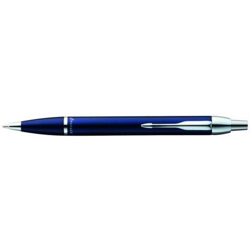 Parker I. M. - kék, metál golyóstoll S0856460