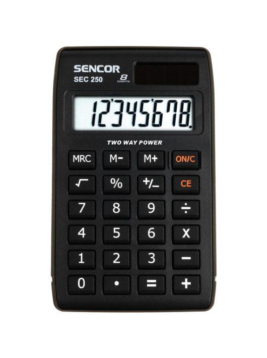 SENCOR SEC 250 zsebszámológép
