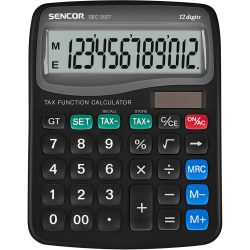 SENCOR SEC 352T/12 asztali számológép