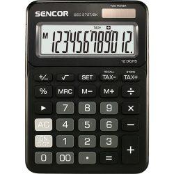 SENCOR SEC 372T/BK asztali számológép