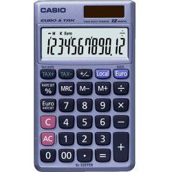 CASIO SL 320TER+ zsebszámológép