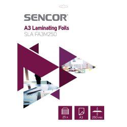 SENCOR SLA FA3M250 lamináló fólia