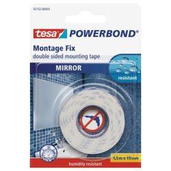 """Tükörragasztó szalag, 19 mm x 1,5 m, TESA """"Powerbond"""""""