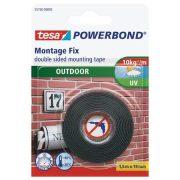 """Ragasztószalag, kétoldalas, kültéri, 19 mm x 1,5 m, TESA """"Powerbond"""""""