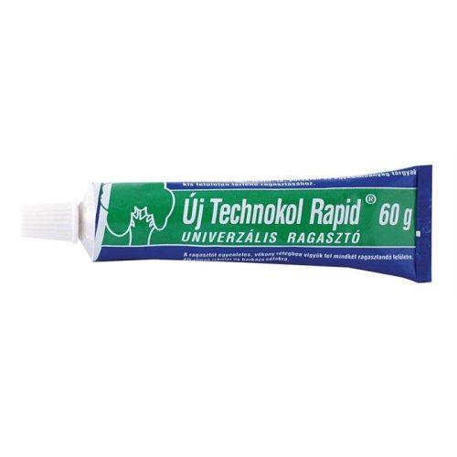 """Ragasztó, folyékony, 60 g, TECHNOKOL """"Rapid"""", zöld (TEC04)"""