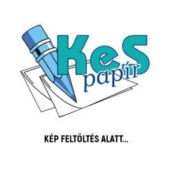 Bemutatótábla, A4, acélkeretes, TARIFOLD, piros, ajándék falitartóval