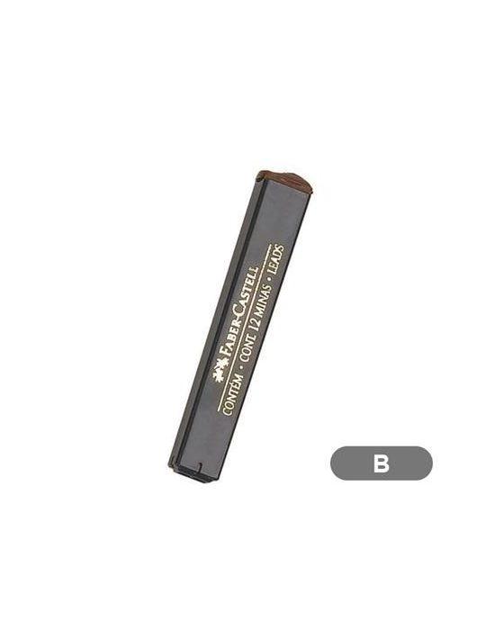 Grafitbél, B, 0,7 mm, FABER-CASTELL