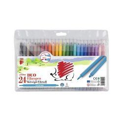 """Rostirón, 1 mm, ICO """"300 DUO"""", 24 különböző szín"""