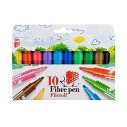 """Filctoll készlet, 1-3 mm, ICO """"Süni"""", 10 különböző szín"""