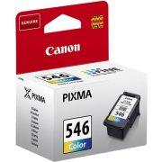 CL-546 Tintapatron Pixma MG2450, MG2550 nyomtatókhoz, CANON színes, 180 oldal