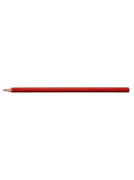 """Színes ceruza, hatszögletű, KOH-I-NOOR """"3680, 3580"""", piros"""