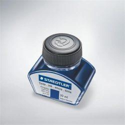 Üveges tinta, STAEDTLER, kék, 30 ml