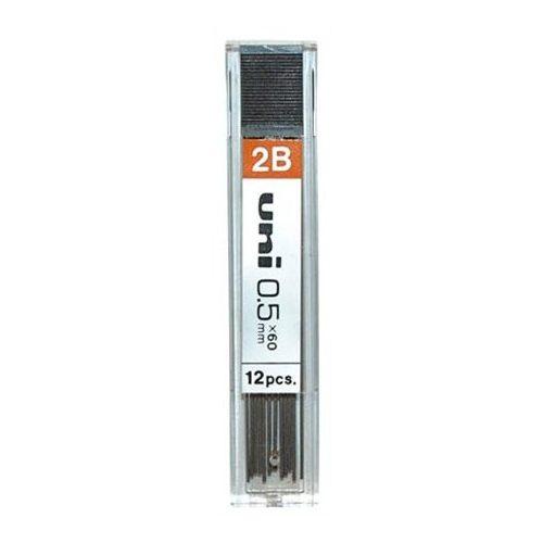 """Grafitbél, 2B, 0,5 mm, UNI """"UL-1405"""""""