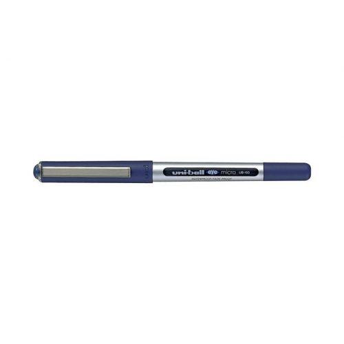 "Rollertoll, 0,3 mm, UNI ""UB-150 Eye Micro"", kék"