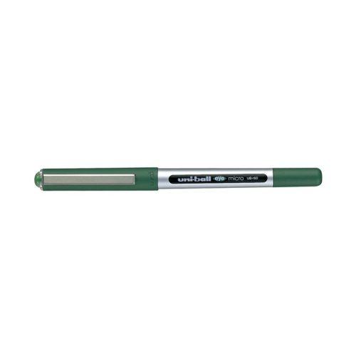 """Rollertoll, 0,3 mm, UNI """"UB-150 Eye Micro"""", zöld"""