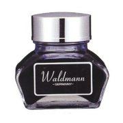 Waldmann üveges tinta  fekete