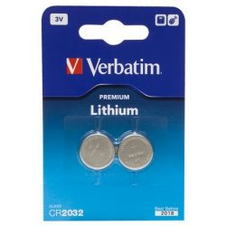Gombelem, CR2023, 2 db, VERBATIM (VECR20322)