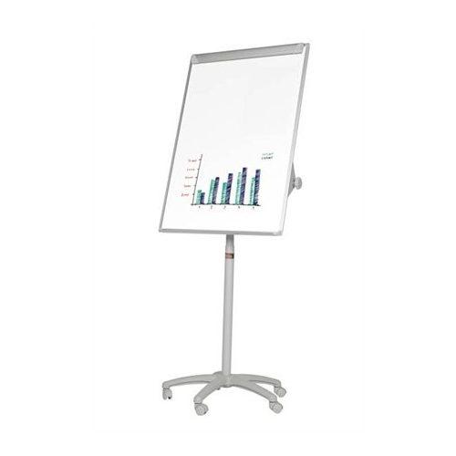 Flipchart tábla, mágneses felület, 70x100 cm, mobil,  VICTORIA (VFT625)