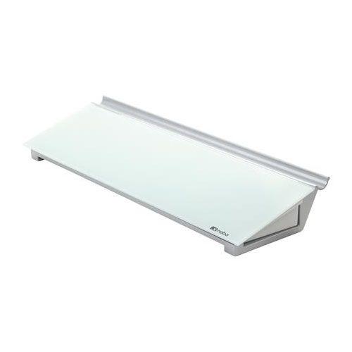 Asztali üveg jegyzettábla, NOBO