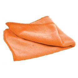 Mikroszálas tisztítókendő, táblákhoz, NOBO narancs