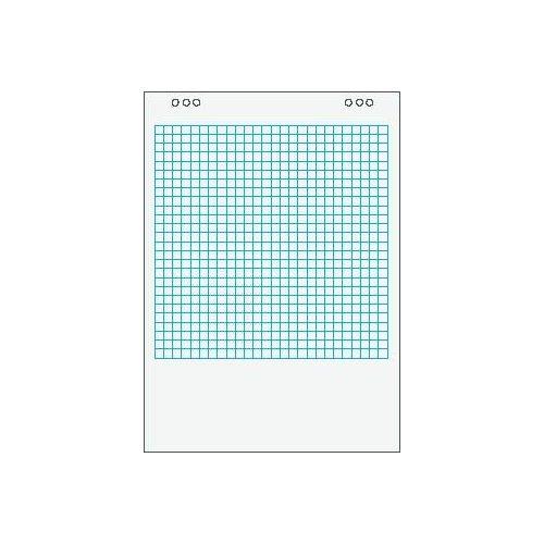 Flipchart papír, sima, 68x98 cm, 5x20 lap, VICTORIA (VPTP)