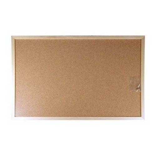 Parafatábla, 60x90 cm, fa keret, VICTORIA (VVI16)