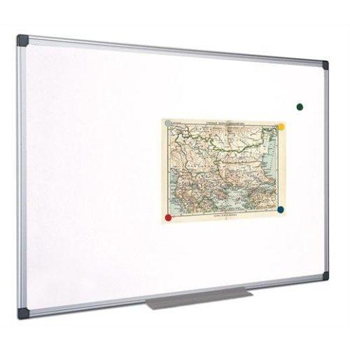Fehértábla, mágneses, 45x60 cm, alumínium keret, VICTORIA (VVIM01)