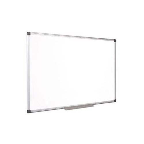 Fehértábla, mágneses, zománcozott, 90x120 cm, alumínium keret, VICTORIA (VVIZ02)