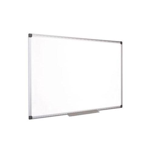 Fehértábla, mágneses, zománcozott, 100x100 cm, alumínium keret, VICTORIA (VVIZ03)