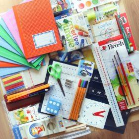 Iskolaszer csomagok, iskolai felszerelés