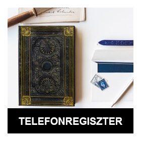 Telefonregiszter